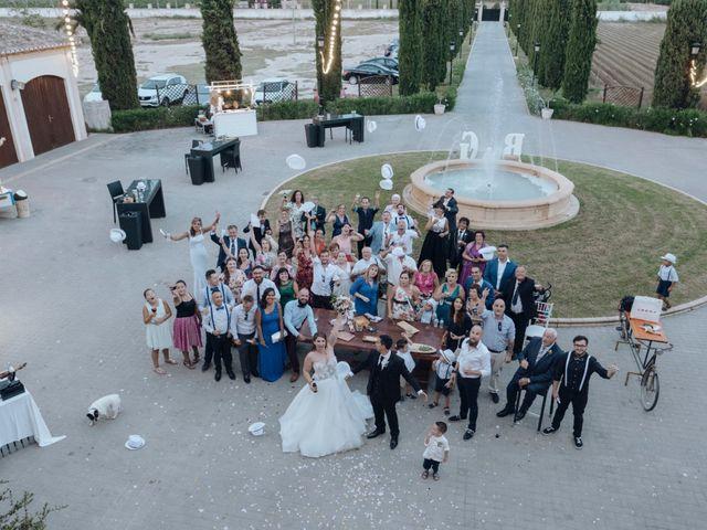 La boda de Gustavo y Beatriz en Daya Vieja, Alicante 55