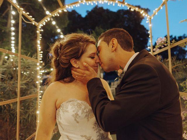 La boda de Beatriz y Gustavo