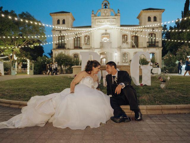 La boda de Gustavo y Beatriz en Daya Vieja, Alicante 58