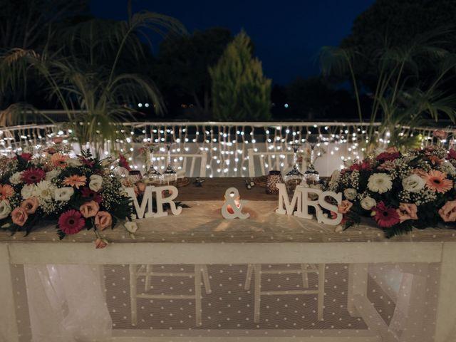 La boda de Gustavo y Beatriz en Daya Vieja, Alicante 67