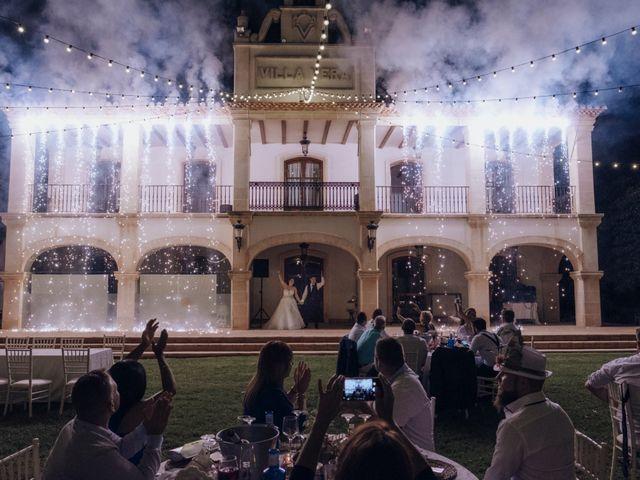 La boda de Gustavo y Beatriz en Daya Vieja, Alicante 1