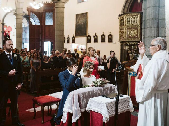 La boda de Mahy y Briseida en Las Palmas De Gran Canaria, Las Palmas 54