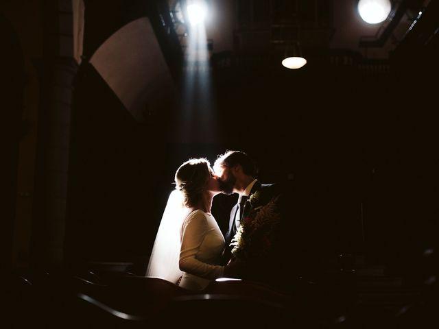 La boda de Briseida y Mahy
