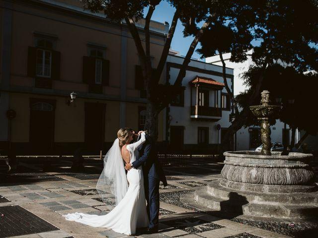 La boda de Mahy y Briseida en Las Palmas De Gran Canaria, Las Palmas 68