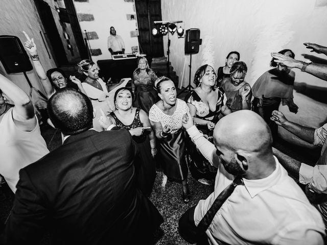 La boda de Mahy y Briseida en Las Palmas De Gran Canaria, Las Palmas 123