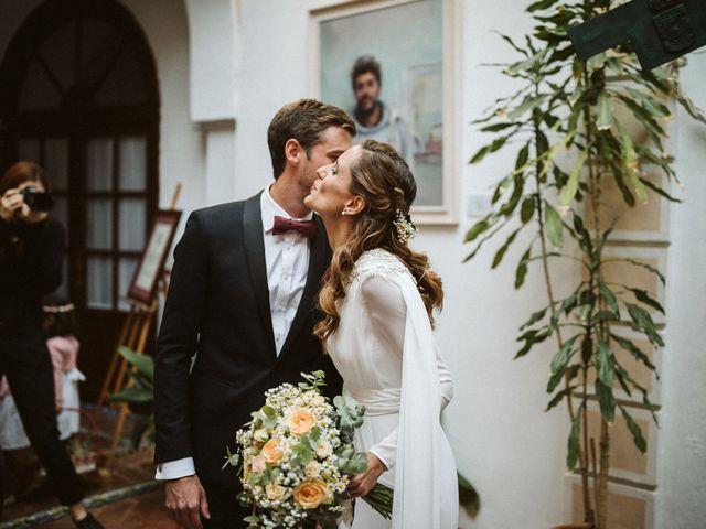 La boda de Maxime y Rebecca en Carmona, Sevilla 26