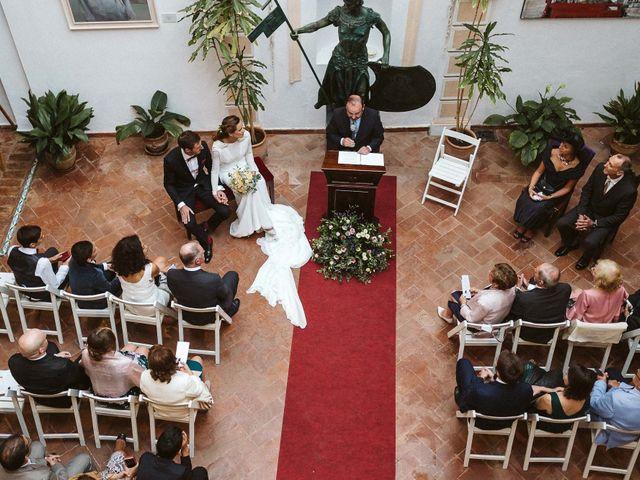 La boda de Maxime y Rebecca en Carmona, Sevilla 31