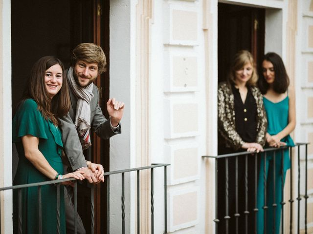 La boda de Maxime y Rebecca en Carmona, Sevilla 32