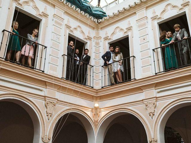 La boda de Maxime y Rebecca en Carmona, Sevilla 33
