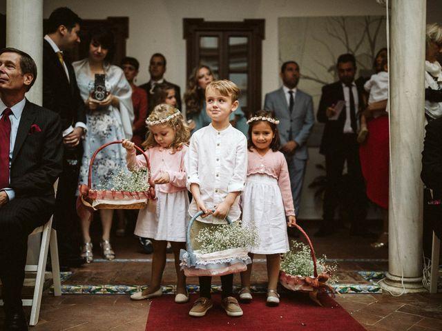 La boda de Maxime y Rebecca en Carmona, Sevilla 34