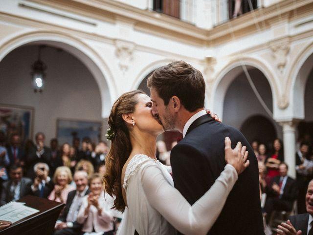La boda de Maxime y Rebecca en Carmona, Sevilla 40