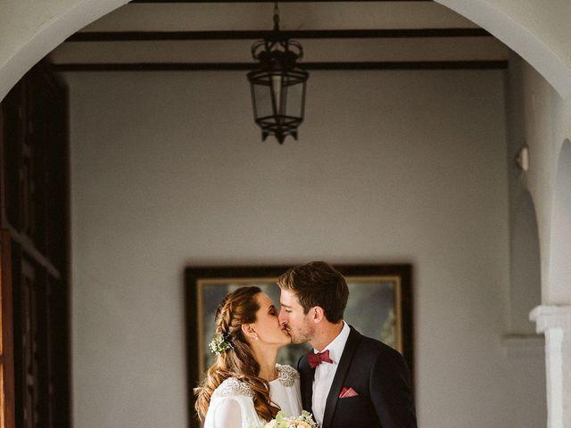 La boda de Maxime y Rebecca en Carmona, Sevilla 43