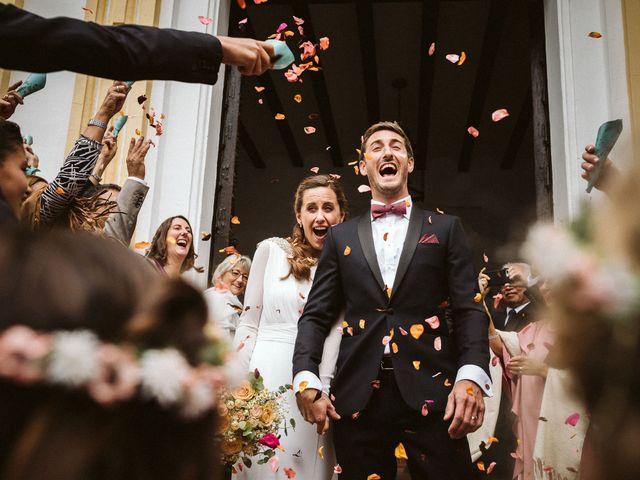 La boda de Maxime y Rebecca en Carmona, Sevilla 45