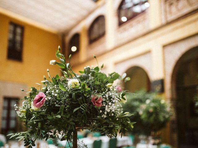 La boda de Maxime y Rebecca en Carmona, Sevilla 54