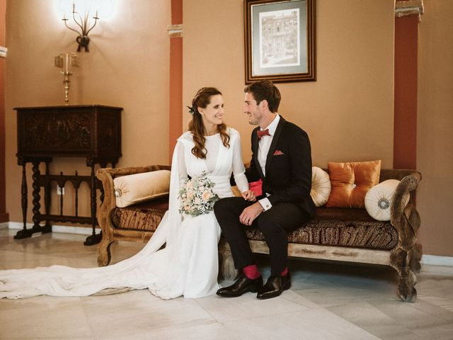La boda de Maxime y Rebecca en Carmona, Sevilla 61