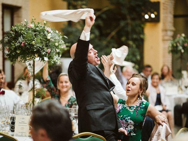 La boda de Maxime y Rebecca en Carmona, Sevilla 70