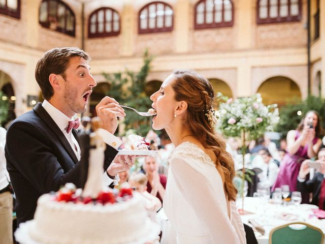 La boda de Maxime y Rebecca en Carmona, Sevilla 83