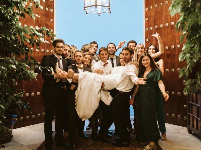 La boda de Maxime y Rebecca en Carmona, Sevilla 101