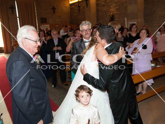 La boda de Carol y Oscar en Tarragona, Tarragona 5