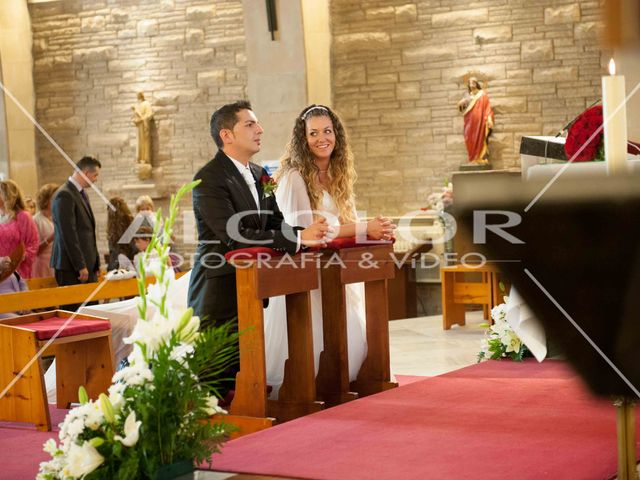 La boda de Carol y Oscar en Tarragona, Tarragona 1