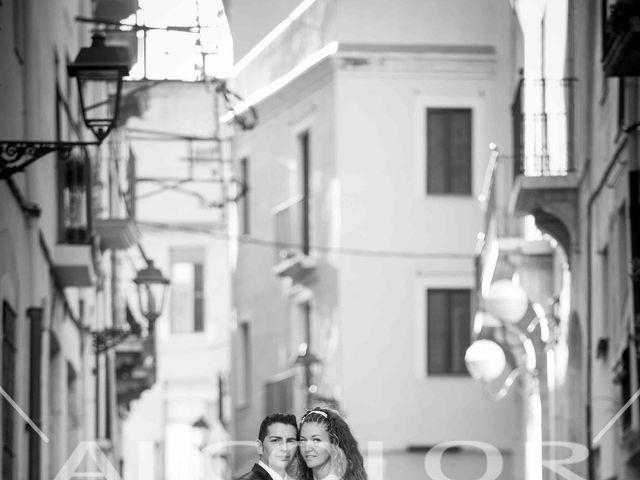 La boda de Carol y Oscar en Tarragona, Tarragona 7