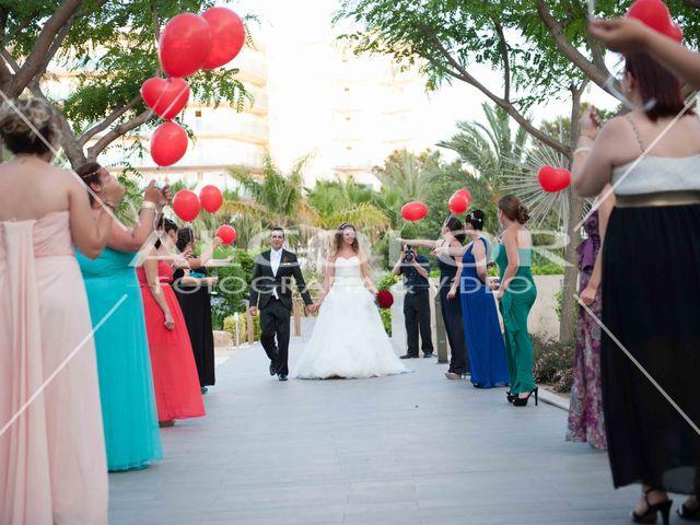 La boda de Carol y Oscar en Tarragona, Tarragona 8