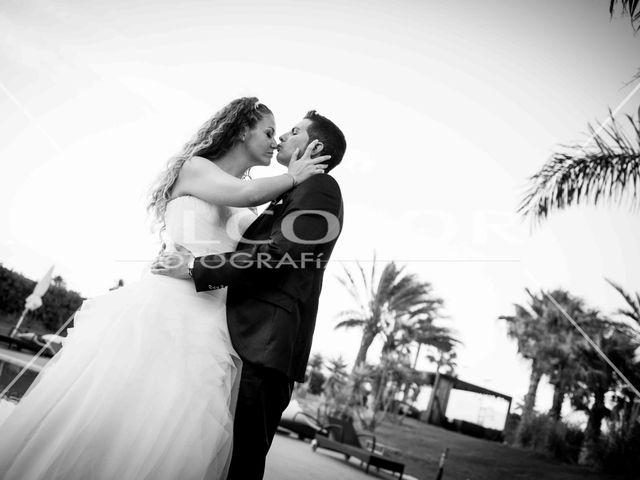 La boda de Carol y Oscar en Tarragona, Tarragona 9