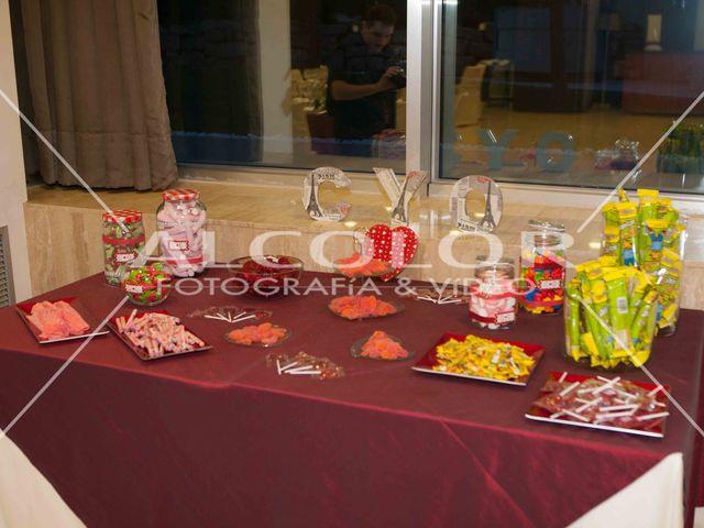 La boda de Carol y Oscar en Tarragona, Tarragona 11
