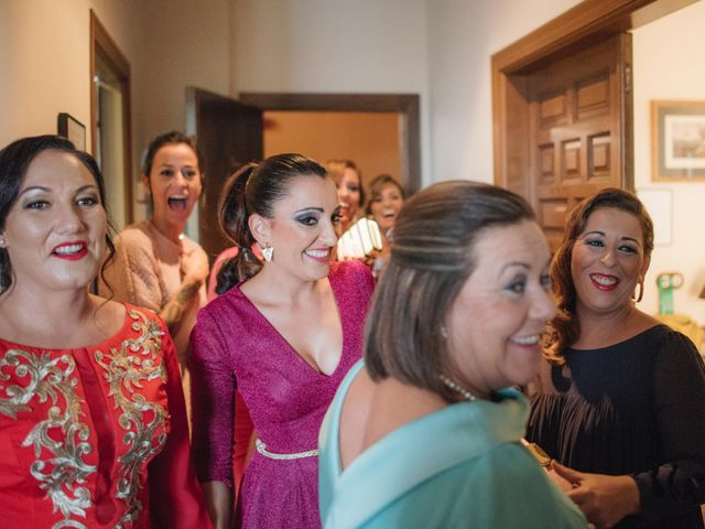 La boda de Manuel y Jessica en Huelva, Huelva 6