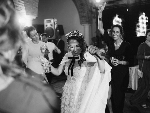 La boda de Manuel y Jessica en Huelva, Huelva 11
