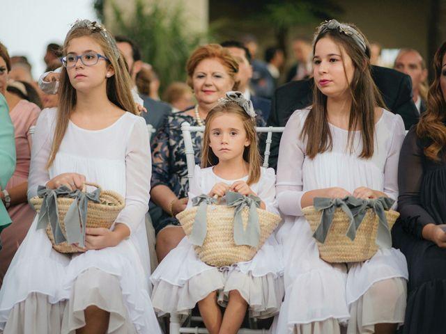 La boda de Manuel y Jessica en Huelva, Huelva 15