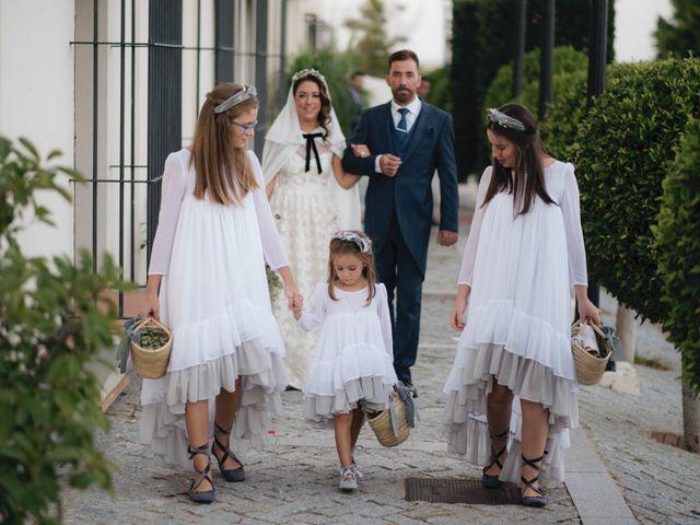 La boda de Manuel y Jessica en Huelva, Huelva 18