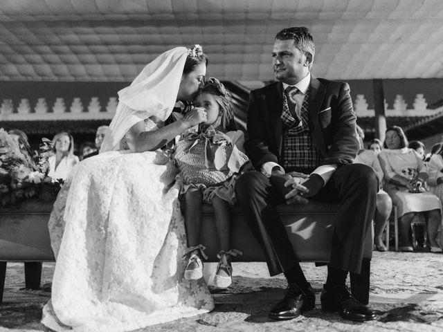 La boda de Manuel y Jessica en Huelva, Huelva 2