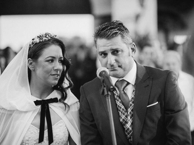 La boda de Manuel y Jessica en Huelva, Huelva 21