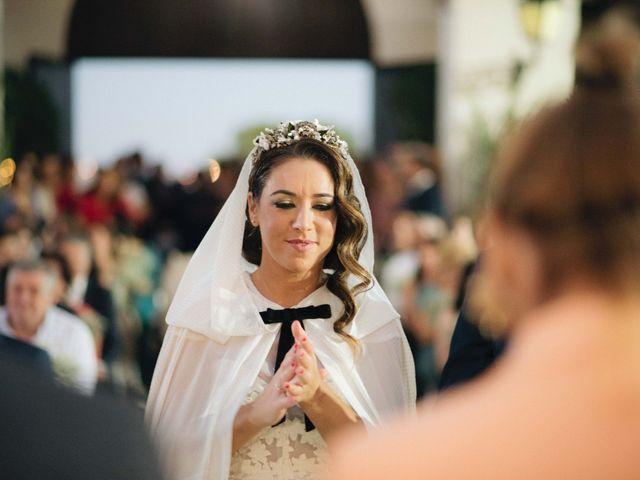 La boda de Manuel y Jessica en Huelva, Huelva 25
