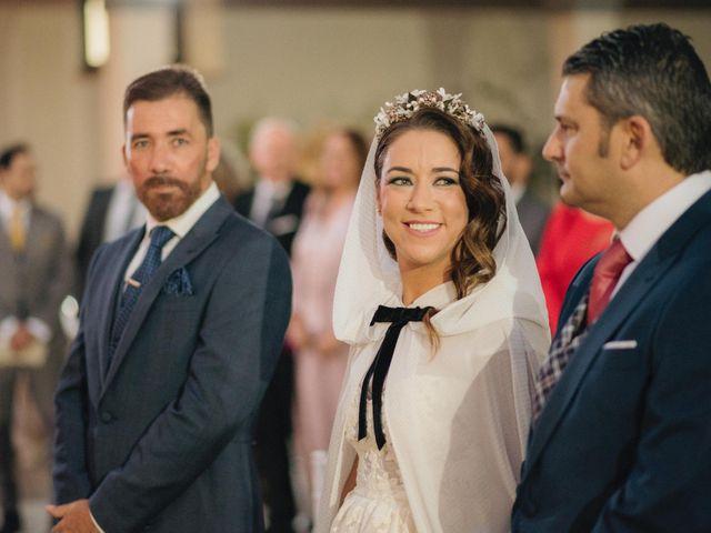 La boda de Manuel y Jessica en Huelva, Huelva 26