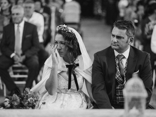 La boda de Manuel y Jessica en Huelva, Huelva 27