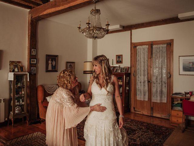 La boda de Iñaki y Saray en Quijas, Cantabria 15