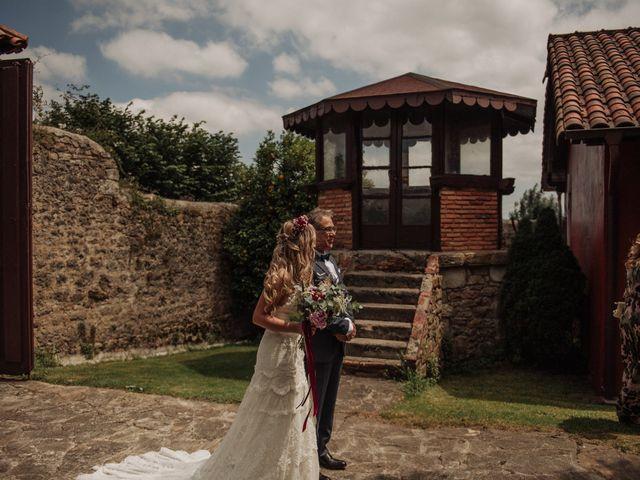 La boda de Iñaki y Saray en Quijas, Cantabria 21
