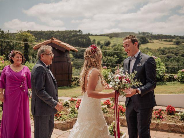 La boda de Iñaki y Saray en Quijas, Cantabria 25
