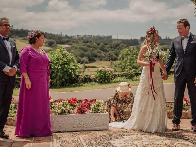 La boda de Iñaki y Saray en Quijas, Cantabria 27