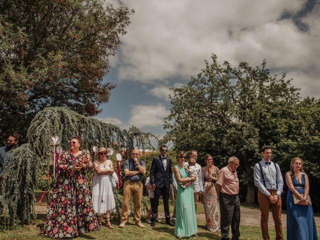 La boda de Iñaki y Saray en Quijas, Cantabria 28