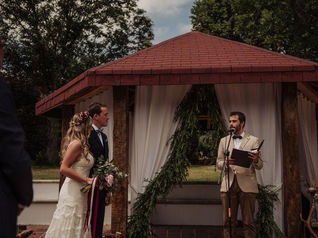 La boda de Iñaki y Saray en Quijas, Cantabria 29