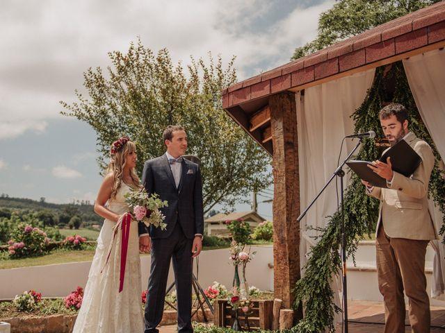 La boda de Iñaki y Saray en Quijas, Cantabria 31