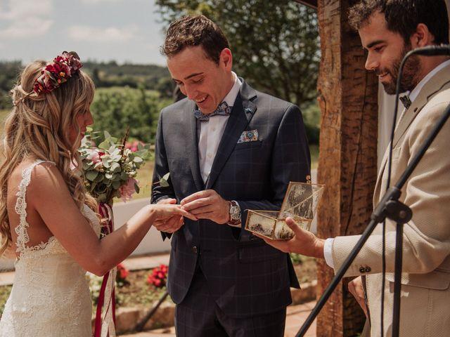 La boda de Iñaki y Saray en Quijas, Cantabria 32