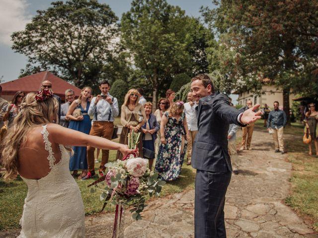 La boda de Iñaki y Saray en Quijas, Cantabria 36