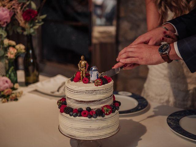 La boda de Iñaki y Saray en Quijas, Cantabria 41