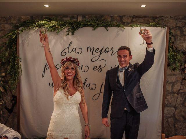La boda de Iñaki y Saray en Quijas, Cantabria 42