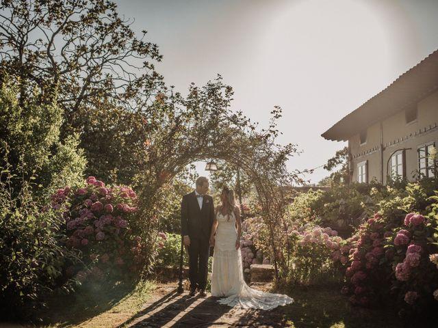 La boda de Iñaki y Saray en Quijas, Cantabria 52