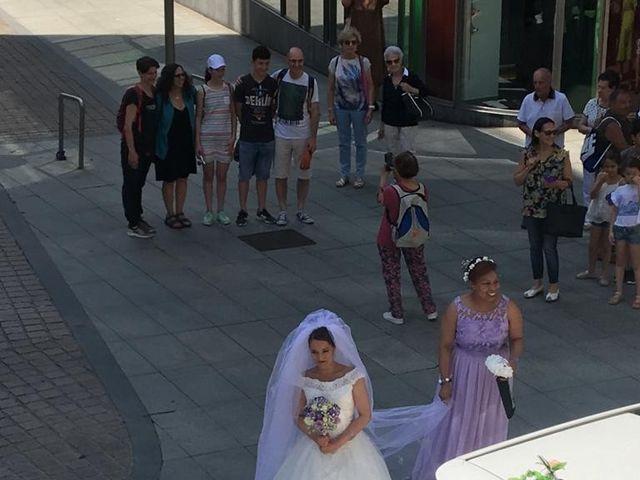 La boda de Jorge  y Patry en Santander, Cantabria 5